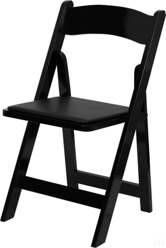 Los Angeles Black Wood Folding Chair Wholesale Prices Wood