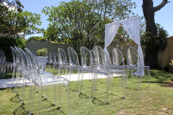 Ghost Chairs Are Beautiful And Look Great In Any Venue. Shock, Scratch And  Weather Resistant. Ghost Chairs Are Great For Indoor And Outdoor Events.