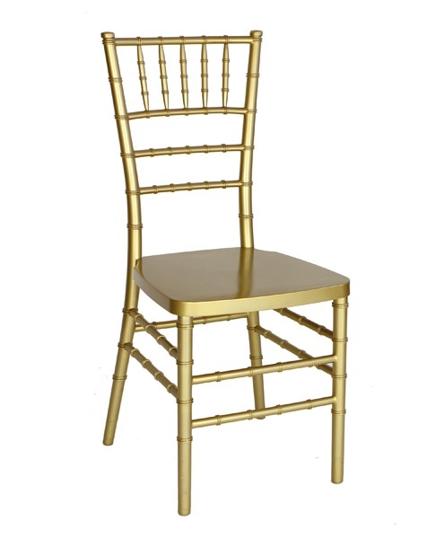 sale price resin gold chiavari chairs new york Stackable