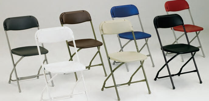 Bulk Orders White Plastic Folding Chair Cheap Plastic